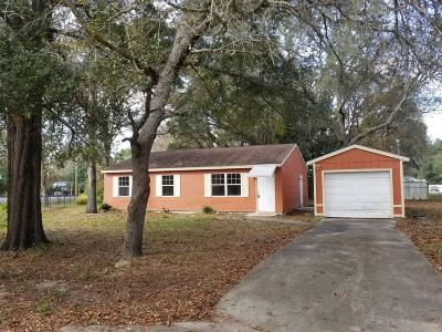 Marion County Single Family Home For Sale: 5 Cedar Lane