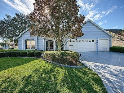 The Villages Single Family Home For Sale: 1406 Martinez Drive