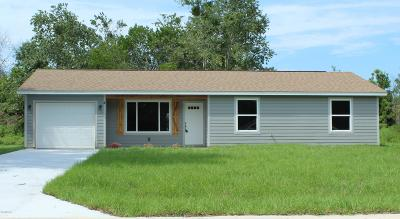 Ocala Single Family Home For Sale: Larch Run Course