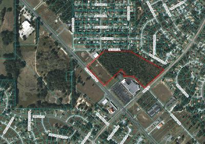 Ocala Residential Lots & Land For Sale: 930 Pine Road