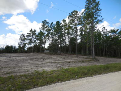 Levy County Residential Lots & Land For Sale: NE 5th And 4th Street
