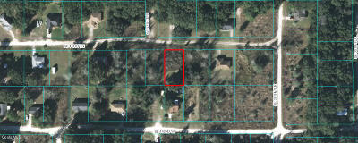 Summerfield Residential Lots & Land For Sale: SE 141 St Ln