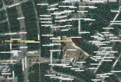 Ocala Residential Lots & Land For Sale: SW 27th Court Road