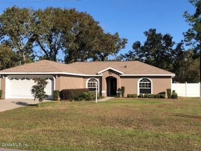 Single Family Home For Sale: 5056 Pecan Road