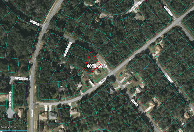 Ocala Residential Lots & Land For Sale: Oak Circle