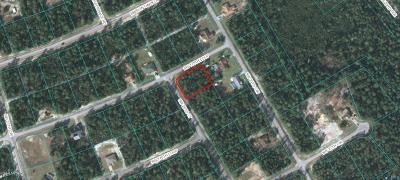Ocala Residential Lots & Land For Sale: 17358 SW 25th Circle