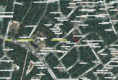 Ocala Residential Lots & Land For Sale: SW 158 Lane Road