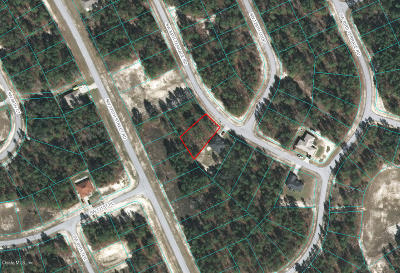Ocala Residential Lots & Land For Sale: SW 84 Terr Road