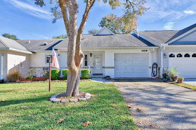 Marion County Single Family Home For Sale: 9585 SW 85th Terrace #D