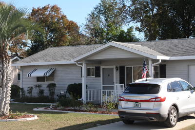 Marion County Single Family Home For Sale: 8162 SW 107th Lane