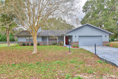 Ocala Single Family Home For Sale: 1840 SE 56th Court