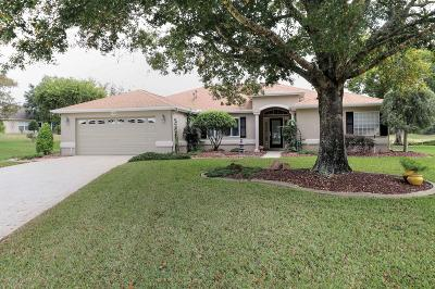 Summerfield Single Family Home Pending: 13809 Del Webb Boulevard