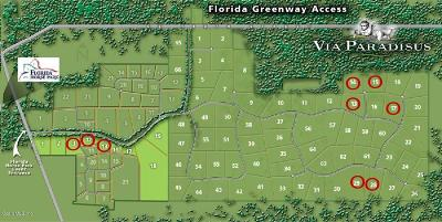 Via Paradisus Residential Lots & Land For Sale: SE 116th Place Road