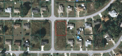 Ocala FL Residential Lots & Land For Sale: $8,500