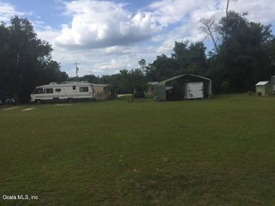 Fort McCoy FL Residential Lots & Land For Sale: $20,000