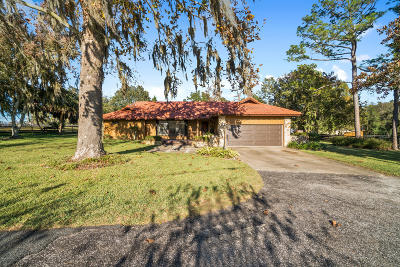 Ocala Single Family Home For Sale: 8201 SE 7 Ave Road