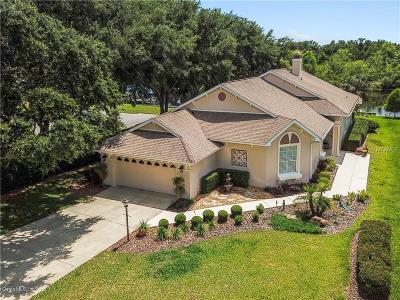 Lady Lake Single Family Home For Sale: 6224 Landings Boulevard