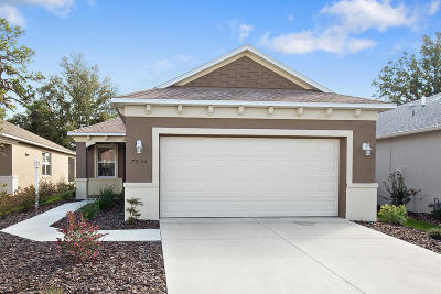 Ocala Single Family Home For Sale: 7930 SW 87th Loop