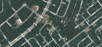 Ocala FL Residential Lots & Land For Sale: $8,000