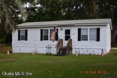 Ocala Mobile/Manufactured For Sale: 5381 SE 34 Court