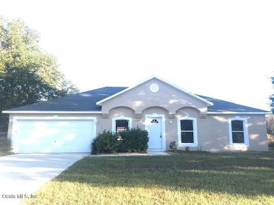 Marion County Rental For Rent: 229 Marion Oaks Trail