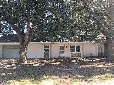 Marion County Rental For Rent: 4641 NE 28th Terrace