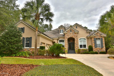 Ocala Single Family Home For Sale: 825 SE 69th Place