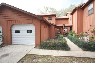 Ocala Condo/Townhouse For Sale: 2701 NE 10th Street
