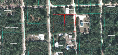 Residential Lots & Land For Sale: NE 157th Terrace