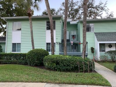 Ocala Condo/Townhouse For Sale: 595 Midway Drive #B