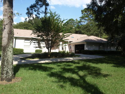 Dunnellon Single Family Home For Sale: 9543 SW 207th Circle