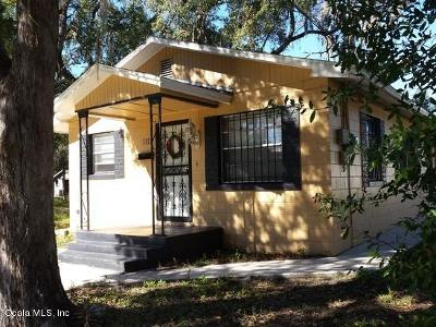 Ocala Single Family Home For Sale: 1111 SW 2nd Street