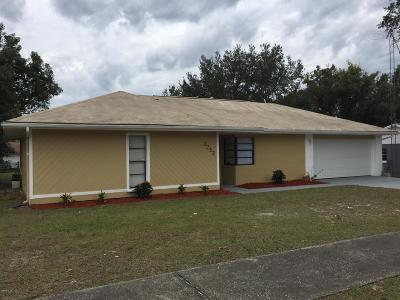 Marion Oaks North, Marion Oaks South, Marion Oaks Rnc Single Family Home For Sale: 3752 SW 150th Loop