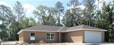 Marion County Rental For Rent: 32 Pine Court Loop