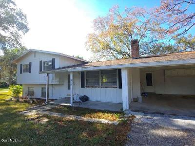 Marion County Rental For Rent: 1326 SE 34th Terrace