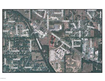 Ocala Residential Lots & Land For Sale: 4762 SE Maricamp Road