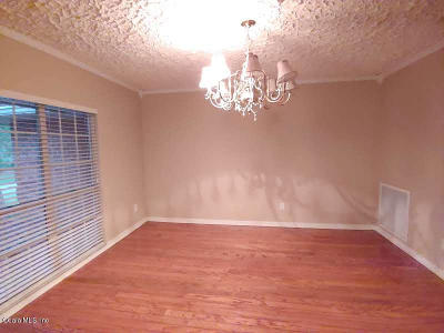 Marion County Rental For Rent: 4445 SE 5th Place
