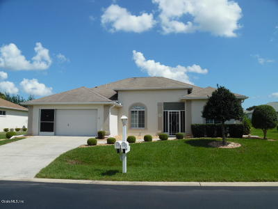 Ocala Palms Single Family Home For Sale: 1881 NW 57th Court
