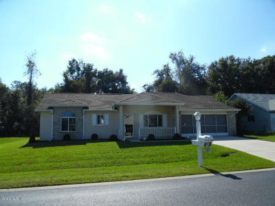 Ocala Palms Single Family Home For Sale: 5360 NW 18th Street
