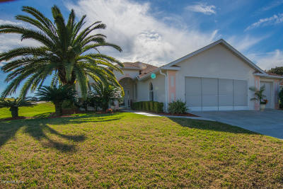 Ocala Palms Single Family Home For Sale: 5810 NW 21st Street