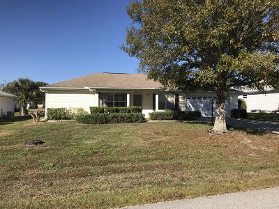 Marion Landing Single Family Home For Sale: 8478 SW 61st Terr Road