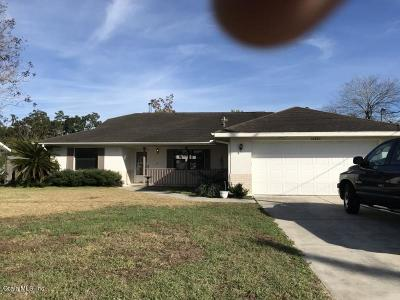 Belleview Single Family Home For Sale: 10805 SE 44th Terrace