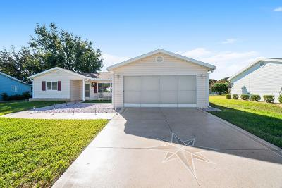 Summerfield FL Single Family Home Pending: $169,500