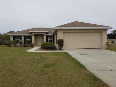 Ocala Single Family Home For Sale: 4653 NW 45th Court