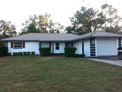 Dunnellon Single Family Home For Sale: 20150 SW 85th Place