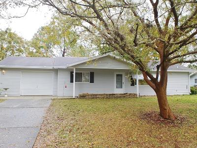 Spruce Creek Single Family Home For Sale: 10757 SW 62nd Avenue