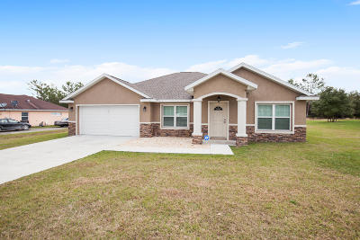 Ocala Waterway Single Family Home For Sale: 10351 SW 41st Avenue