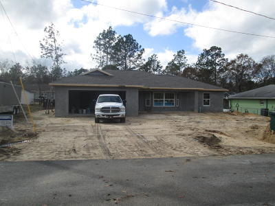 Ocala Single Family Home For Sale: 6 Redwood Run Loop