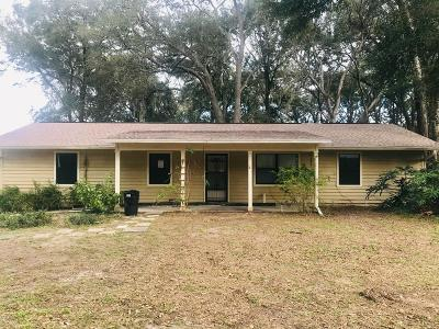 Ocala Single Family Home For Sale: 49 Teak Course