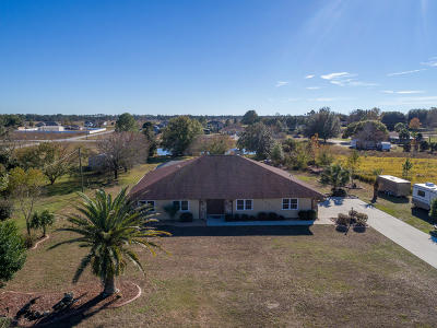 Ocala Single Family Home For Sale: 6652 SE 87th Street